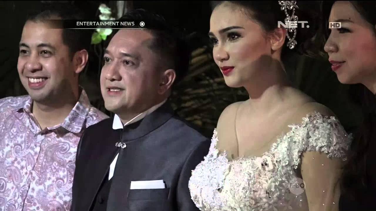 Feby Febiola Dan Frangky Sihombing Menikah Youtube