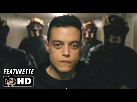 "MR. ROBOT Official Featurette ""Sam Esmail Recaps"" (HD) Rami Malek"