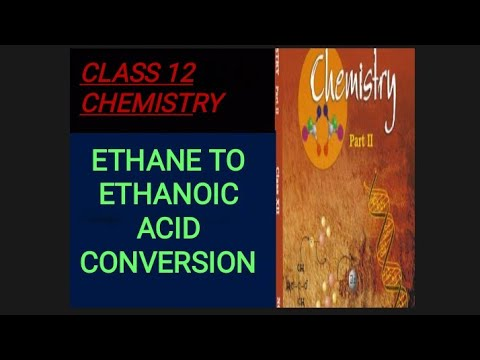 How to get chlorethane from ethane