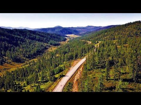 Горный Алтай перевал Ябоганский