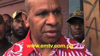 PNG Maritime Union seeks Oppositions Help