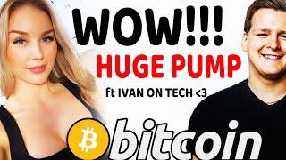 OMG!! BITCOIN!! Altcoin Season?! Ivan on Tech Strategy