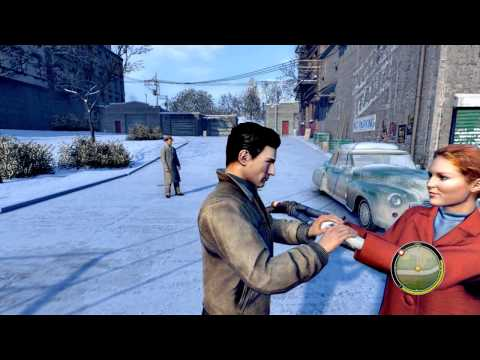 Mafia 2 Gameplay On VTX3D Radeon HD 6790