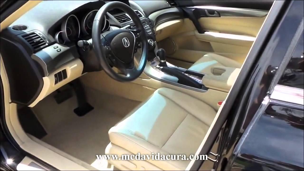 David Mcdavid Acura >> USED 2010 Acura TL for sale at McDavid Acura of Plano #AA014632 - YouTube