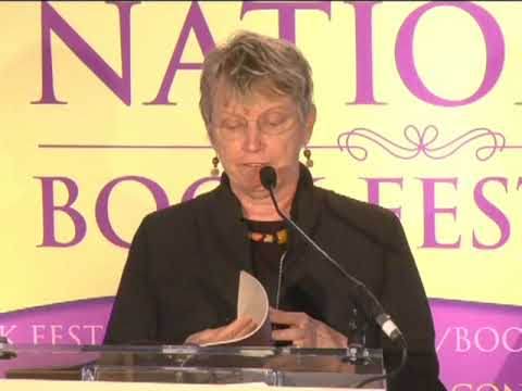 Lois Lowry - 2009 National Book Festival