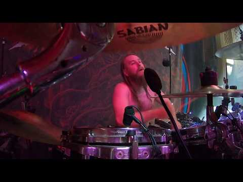 ROADKILL - The Black Dahlia Murder Drum Cam.