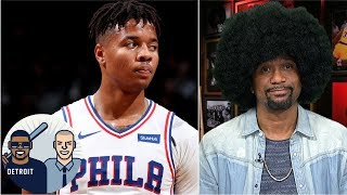 Markelle Fultz will never live up to expectations in Philly - Jalen Rose | Jalen & Jacoby