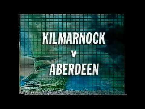 Killie 2 Aberdeen 1 25/04/98
