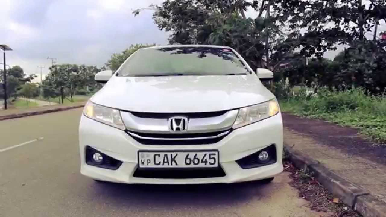 Turbo Brothers (SINHALA Vehicle Reviews)   Honda Grace 2015 Review   YouTube