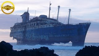 10 ปริศนาเรือที่ถูกทิ้งร้าง (ทำไมกันนะ?)