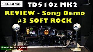 Eclipse TD510Z MK2 Speakers REVIEW Song Demo 3 Chord QUTEST Hugo M Scaler BEAST MODE McIntosh hifi