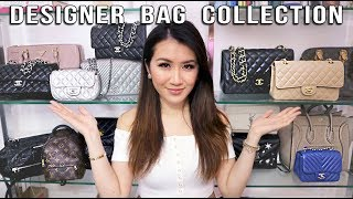 Designer Bag Collection | Chanel, Louis Vuitton, YSL and more!