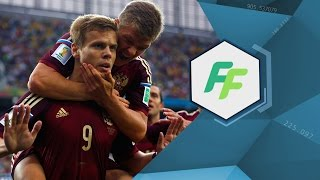 The exciting russian striker talks to fifa football about his side's desire improve on brazil 2014 at 2018 world cup home and special group ...