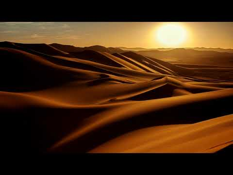 Arabian Music | Desert Sands | Middle Eastern Music 🌸 1023