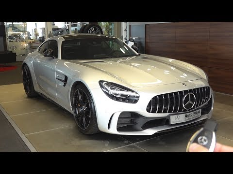 NEW Mercedes AMG GTR - 2018 Full Review GT Interior Exterior Infotainment