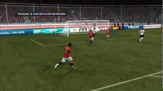 FIFA 12 - Manchester United vs Valencia CF [Narradores Latinos]