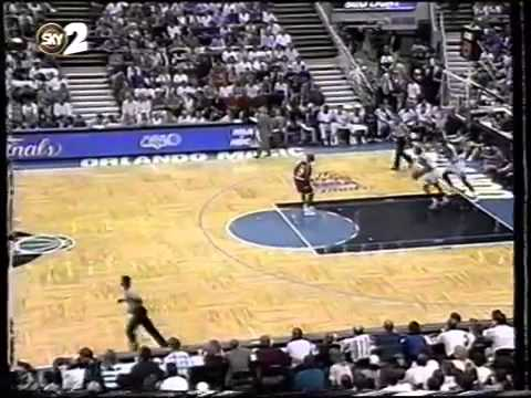 Houston Rockets - Orlando Magic, [1995 NBA Finals  Game 2]