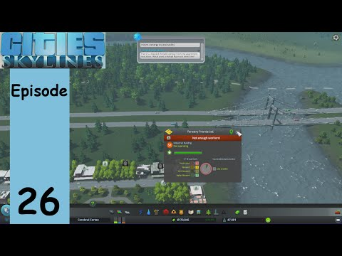 Cities: Skylines - E26 - Camera Controls