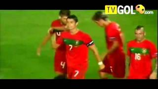 Chipre 0 - 4 Portugal - All Goals & Full Highlights - 02/09/2011
