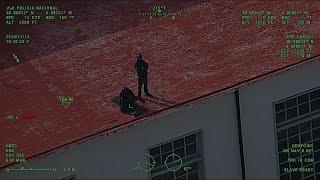 Policía realiza simulacro de actuación en el complejo industrial de Puertollano