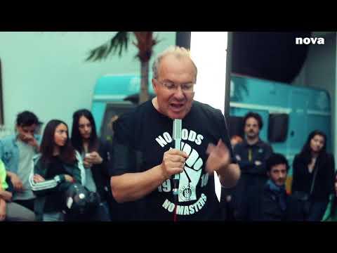 Rone feat Alain Damasio - Bora Vocal| Live Plus Près De Toi