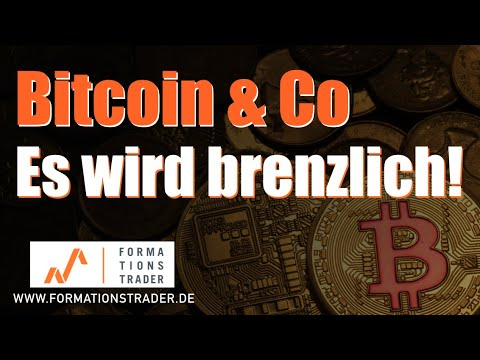 Bitcoin: Es wird brenzlig