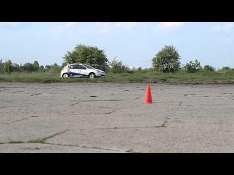 CRT - Parkowanie