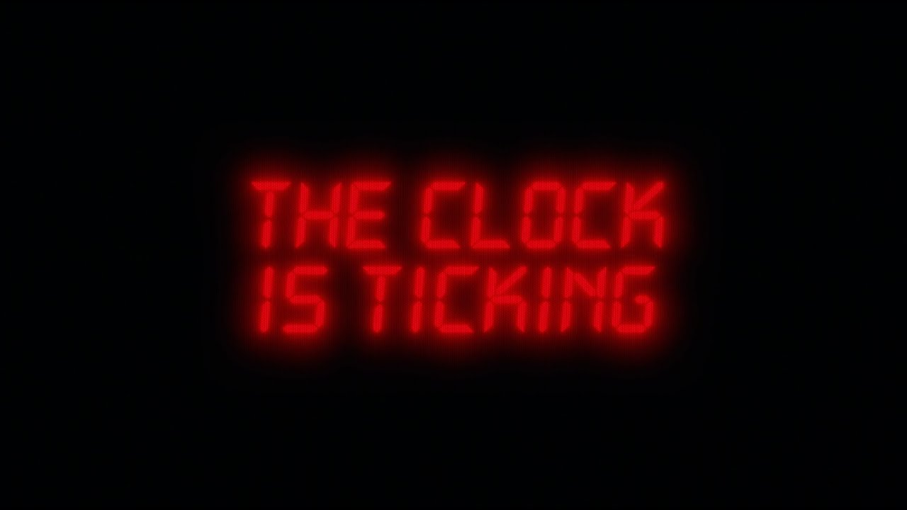 It Is Two Minutes To Midnight The Doomsday Clock Is Ticking The Elders
