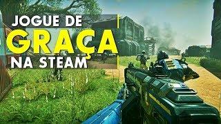 TOP 5 : JOGOS GRÁTIS DA STEAM !  (2018) ( PC FRACO/MÉDIO )