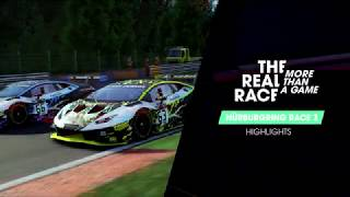 The Real Race Round 3, Nuerburgring - Highlights