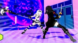 High School Girls-Anime Sword Fighting Games 2018 Android Gameplay HD