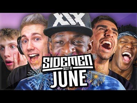 SIDEMEN BEST OF JUNE 2018