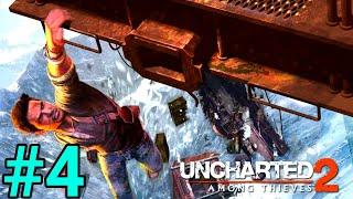 Uncharted 2: El Reino De Los Ladrones | Capítulo 4 |