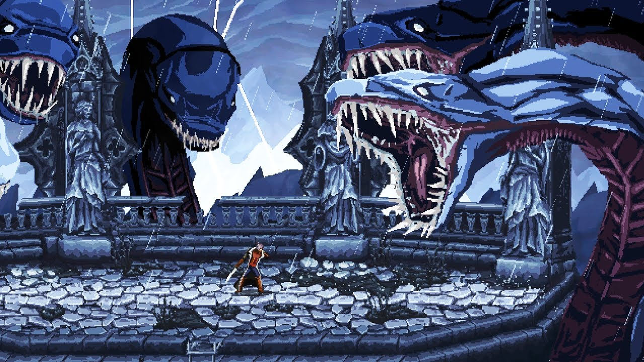Download TOP 25 NEW Upcoming Action 2D Games 2021 & 2022 | PC, PS4, XB1, NS ( Metroidvania )
