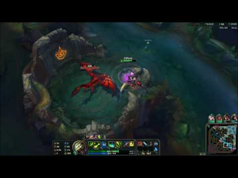 Leauge of Legends - Master Yi Jungle (Platinum 2 Ranked Game) - ליג אוף לג'נדס