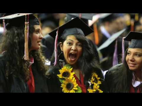 Seattle University Graduate Commencement Ceremony