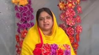 Asi Dole Nahi    Punjabi    Beautiful Krishna Bhajan      Sadhvi Purnima Ji