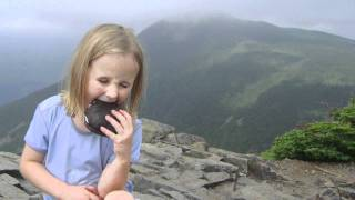Book Trailer -- UP: A Mother and Daughter's Peakbagging Adventure