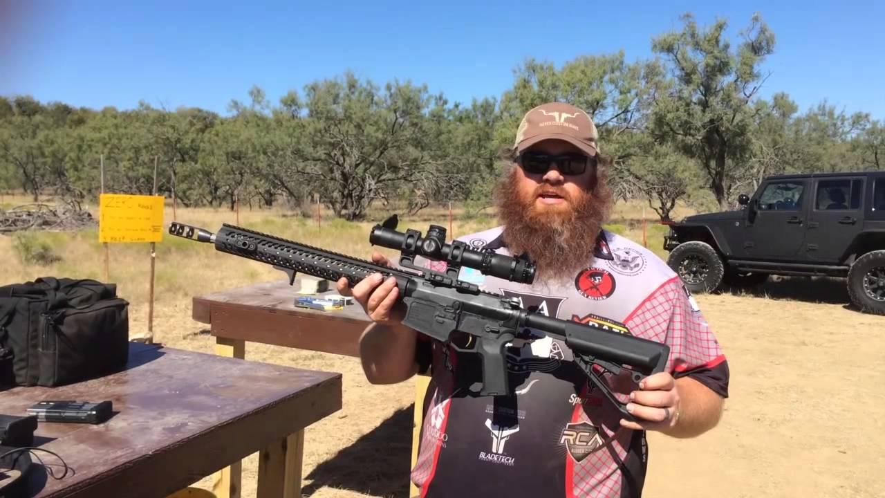 Adams Arms small frame  308 first look | Texas Gun Talk - The