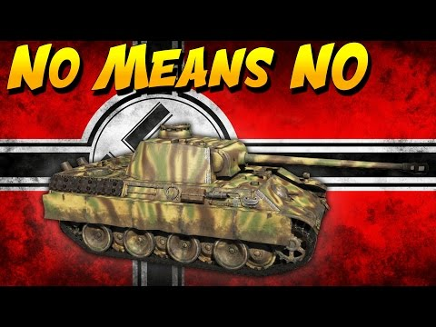 NO MEANS NO!  (War Thunder Tanks Gameplay) Tank Request