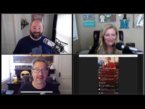 Social Media Marketing Talk Show 6/9/2017