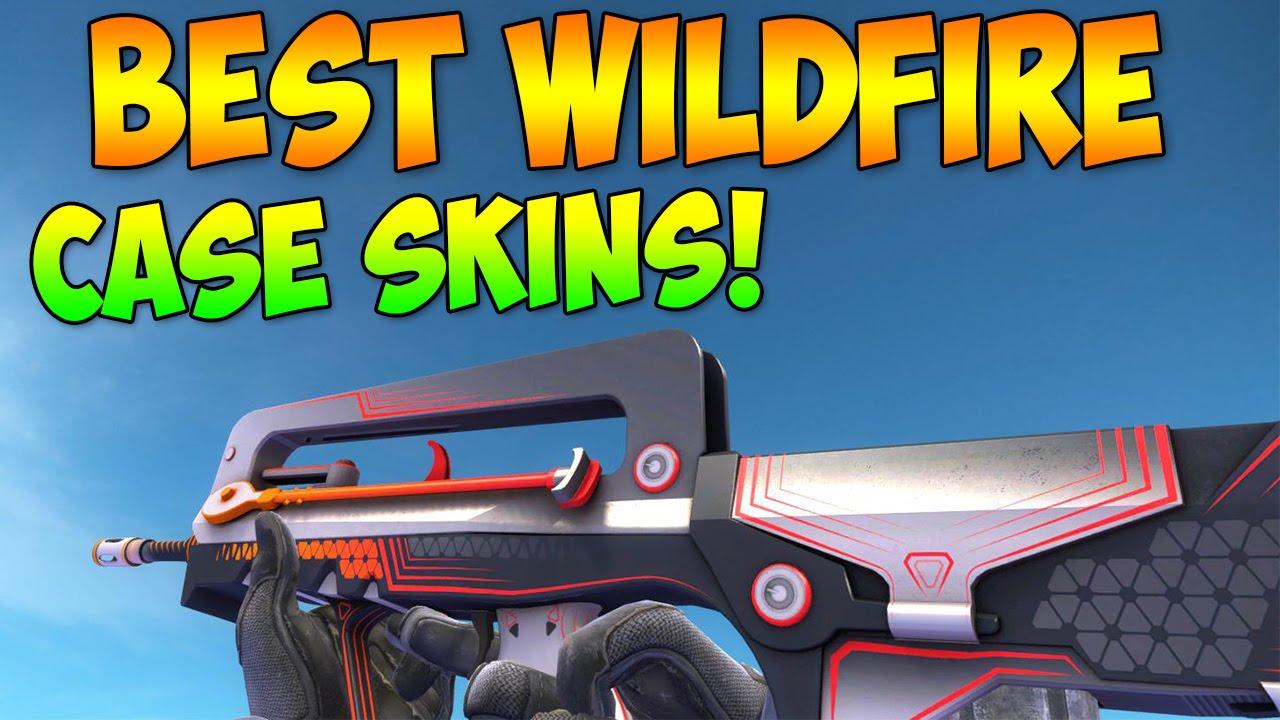 wildfire case skins