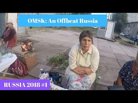 OMSK: An Offbeat Russia through an eyes of an INDIAN