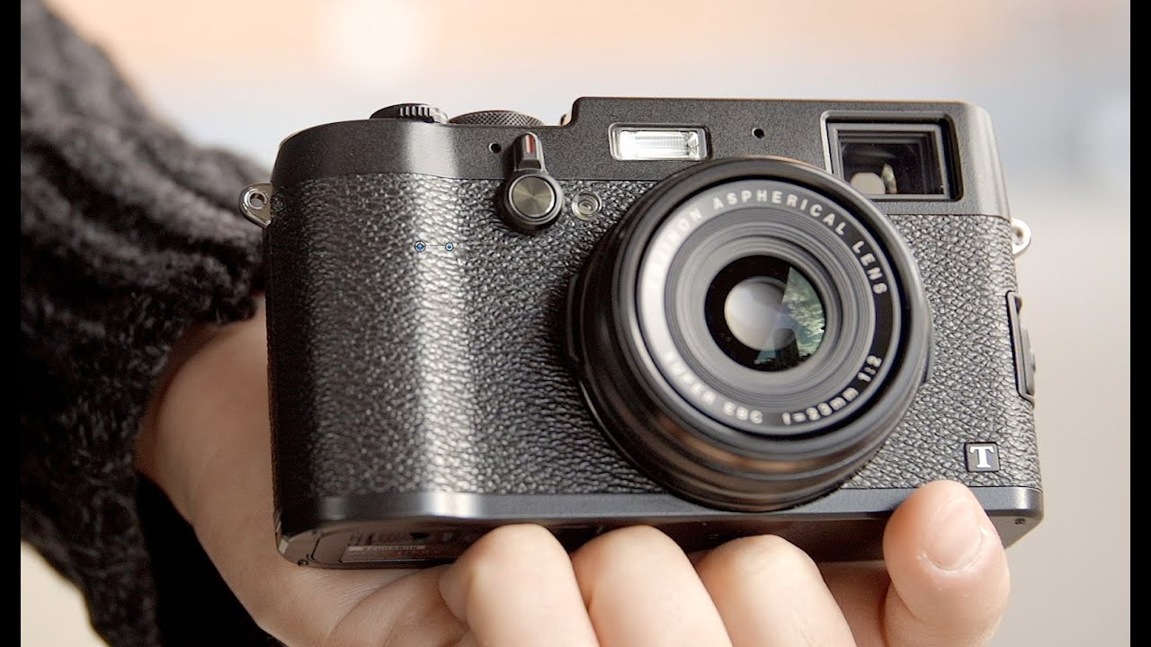 Fuji X100T Hands On Field Test
