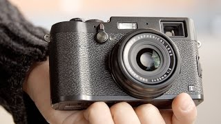 Fuji X100T Hands-On Field Test