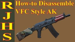 This video shows how to disassemble Dboys, VFC, LCT and... Coupon c...