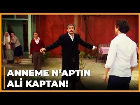 Mete, Ali Kaptan'ı DÖVDÜ! - Öyle Bir Geçer Zaman Ki 30. Bölüm