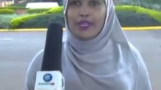 Dumarka Soomaliyeed oo Dookhooda Ka Hadlaya Daawo