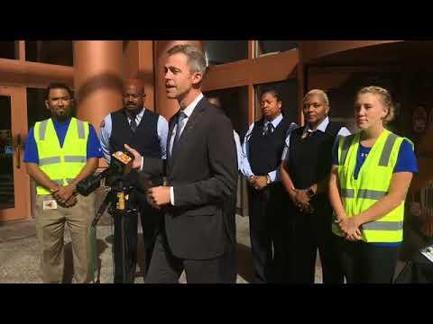 MDOT MTA Administrator Kevin Quinn talks