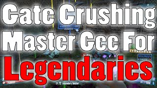 Borderlands 2 | Gate Crush Farming Master Gee For Legendaries